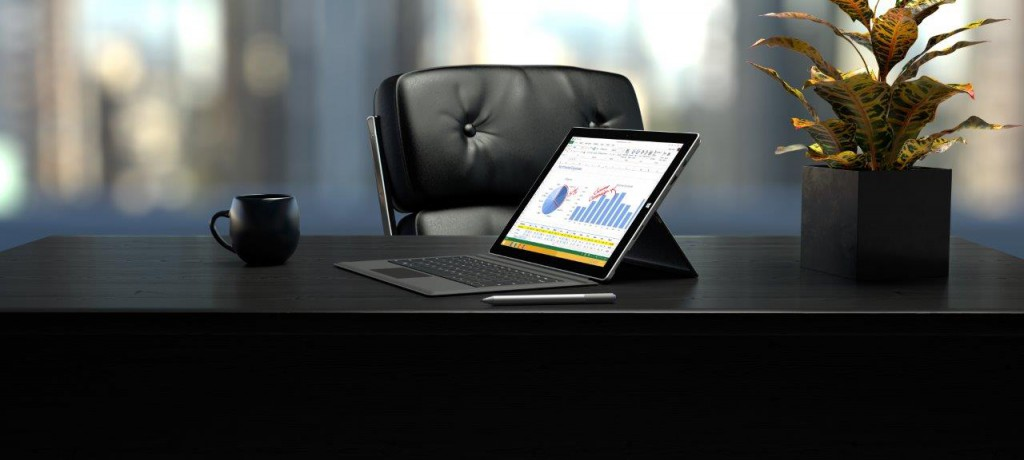 Surface Pro 3 Businesses