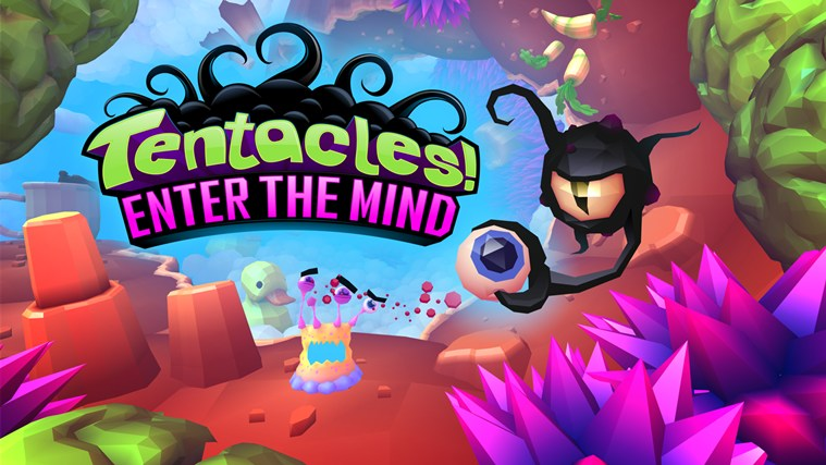 Tentacles Enter The Mind Windows Store