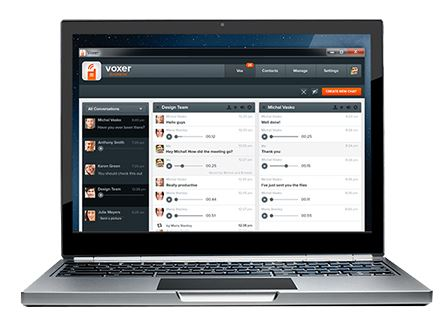 Voxer For Windows app