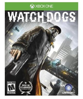 Xbox One Watch Dog