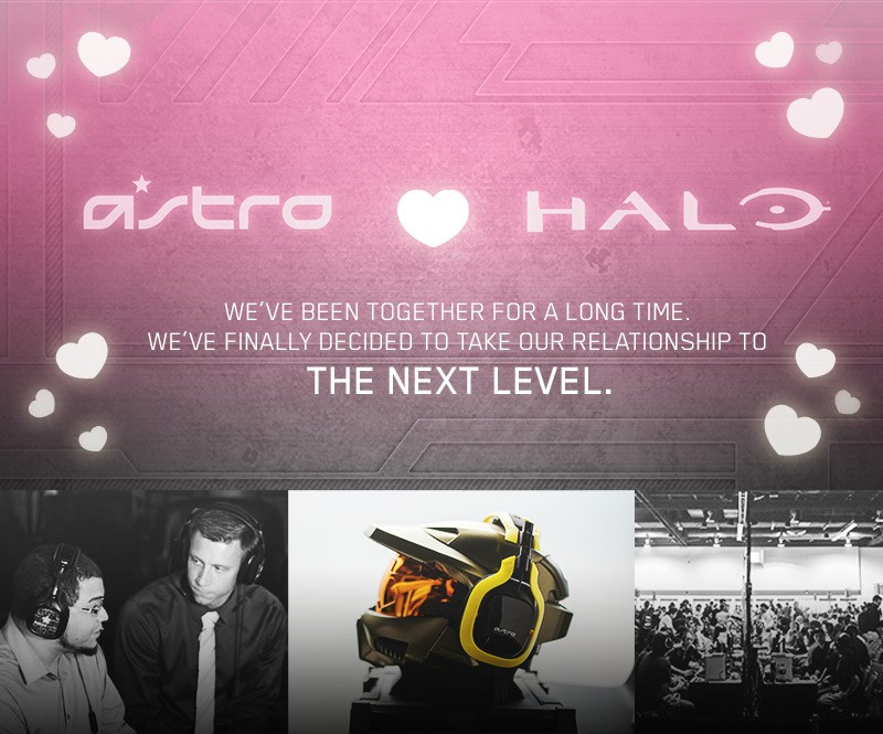 Halo Astro Gaming