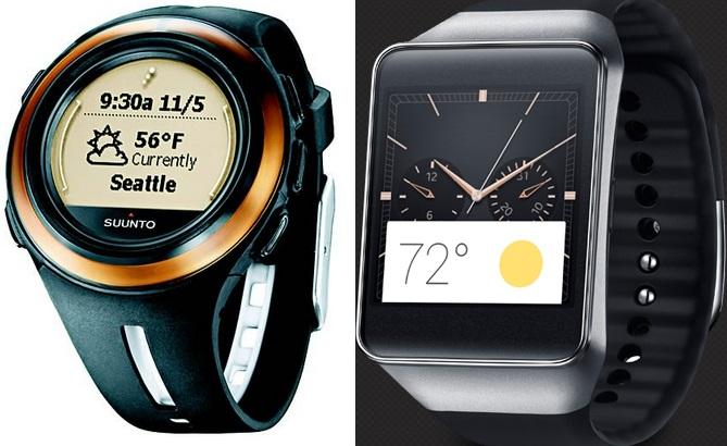 Microsoft Google Smartwatch