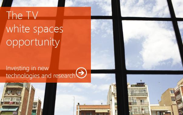 Microsoft Whitespaces
