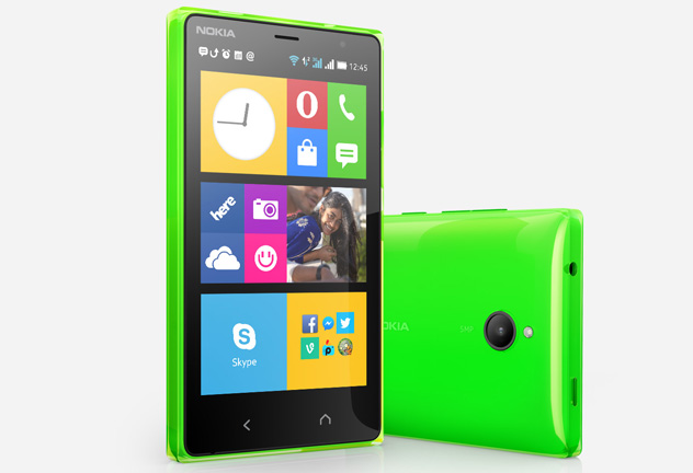 Nokia X2 Android Device