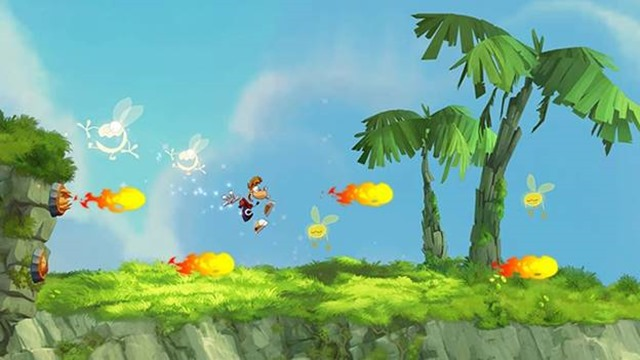 Rayman Jungle Run Windows Store