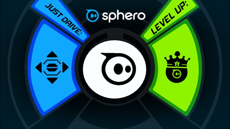 Sphero Windows Store app