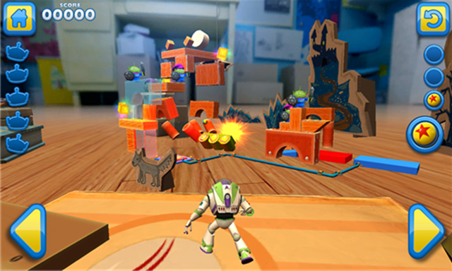 Toy Story Disney Windows Store