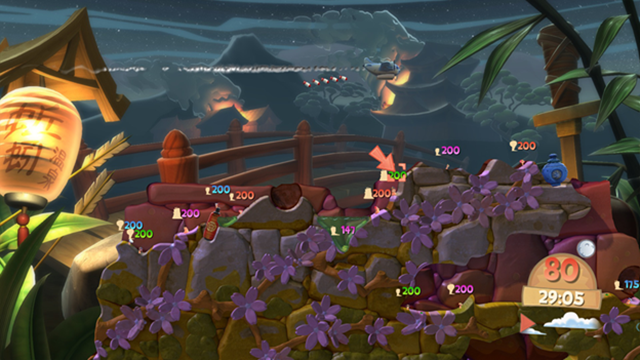 Worms Battleground 1
