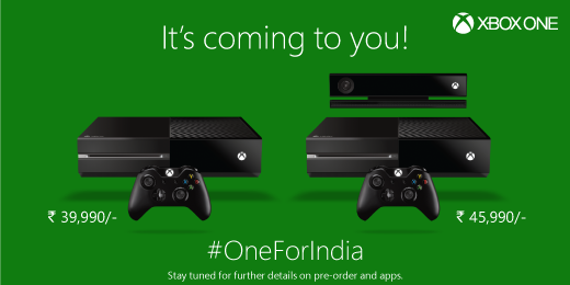 Xbox One For India