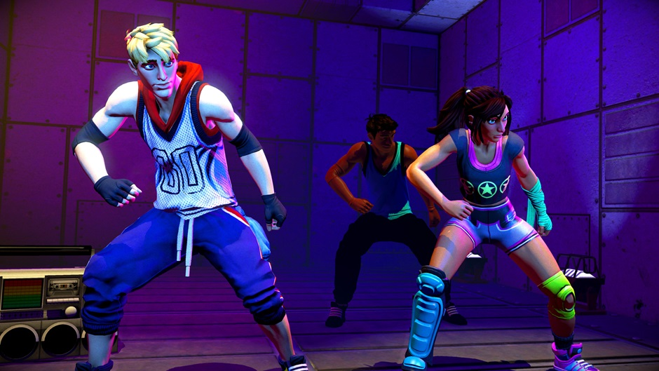 Dance Central Xbox One