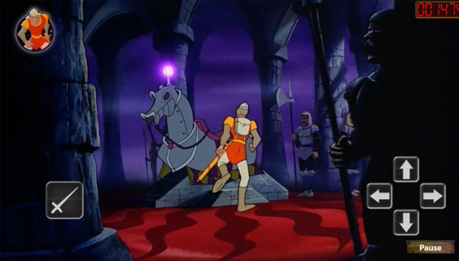 Dragons Lair Windows Store