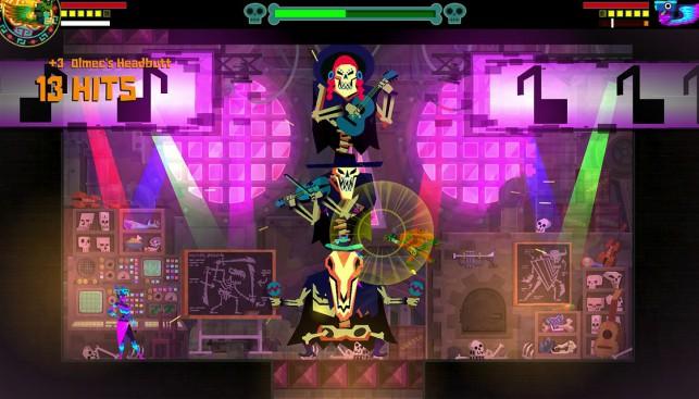 Guacamelee Xbox Game