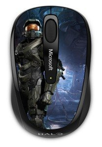 Halo Limited Edition Mouse