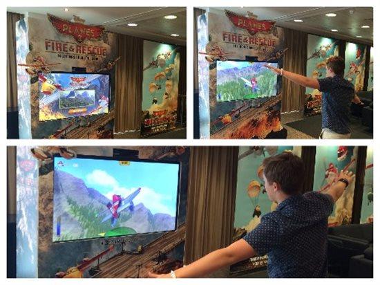 Kinect Disney Planes