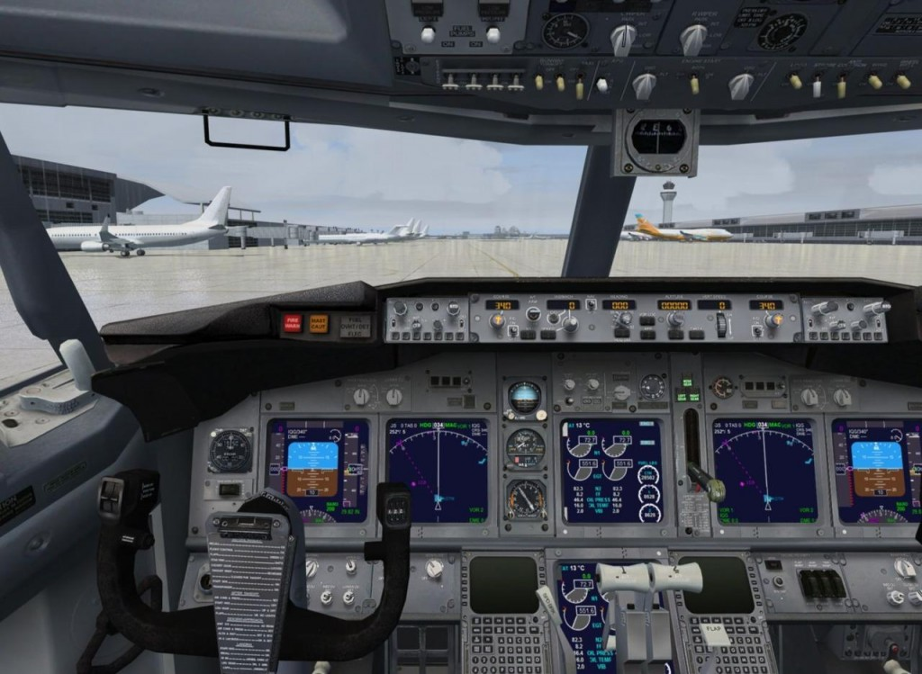 Microsoft Flight Simulator 1