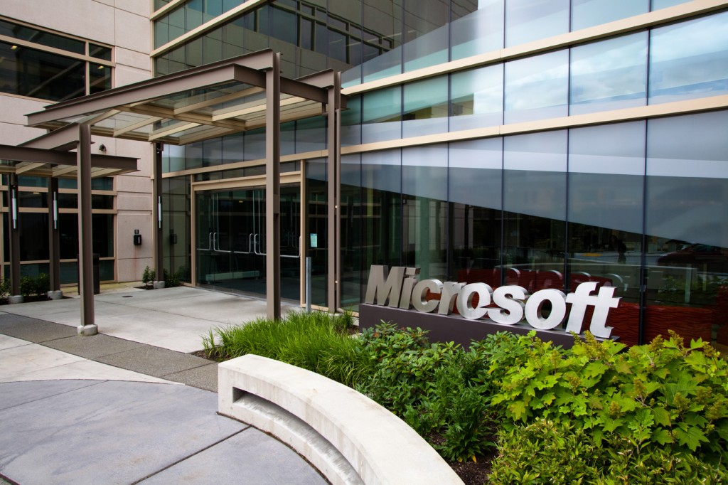 Microsoft Logo Old