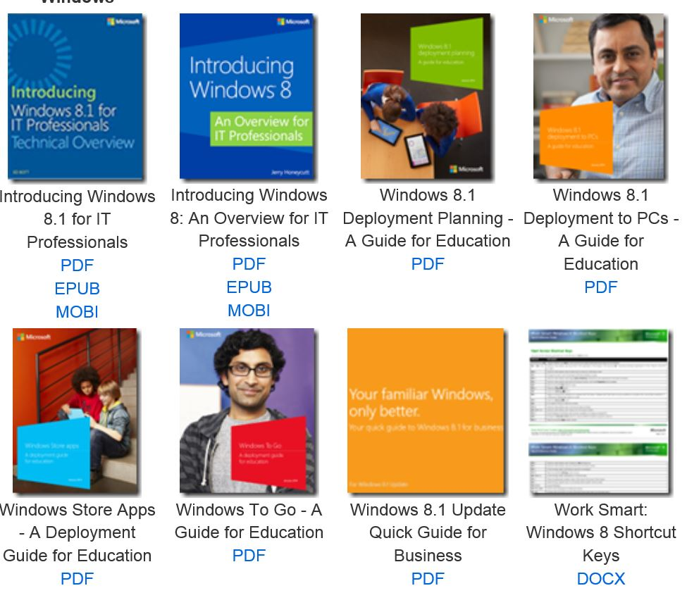 Microsoft ebooks free download
