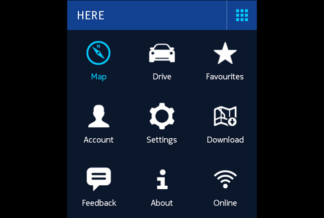 NOkia X HERE Maps