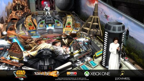 Pinball FX Xbox One