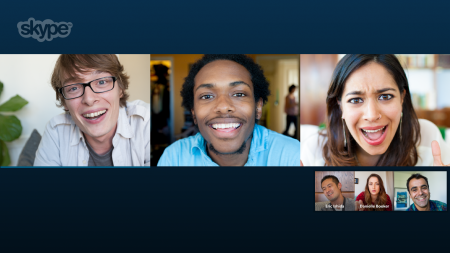 Skype Windows Store app