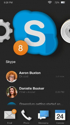 Skype for Amazon Firephone