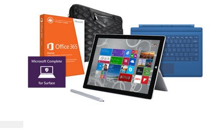 Surface Pro 3 Essentials Bundle