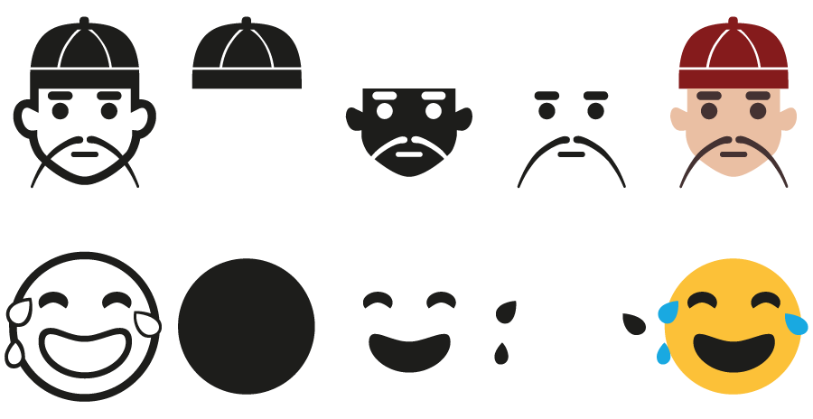 Windows Emoji Implementation