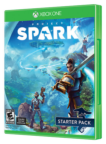 Xbox Project Spark