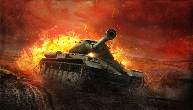 Xbox World Of Tanks