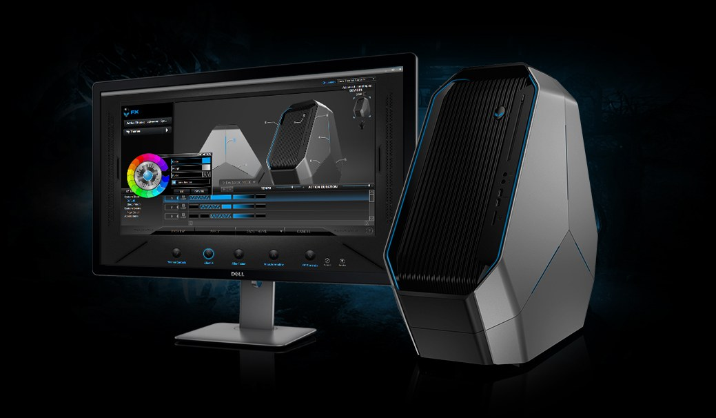 Alienware Area 51 Windows PC