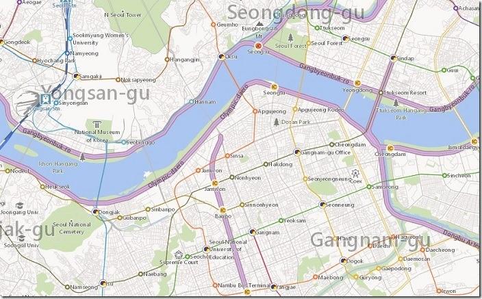 Bing Korea