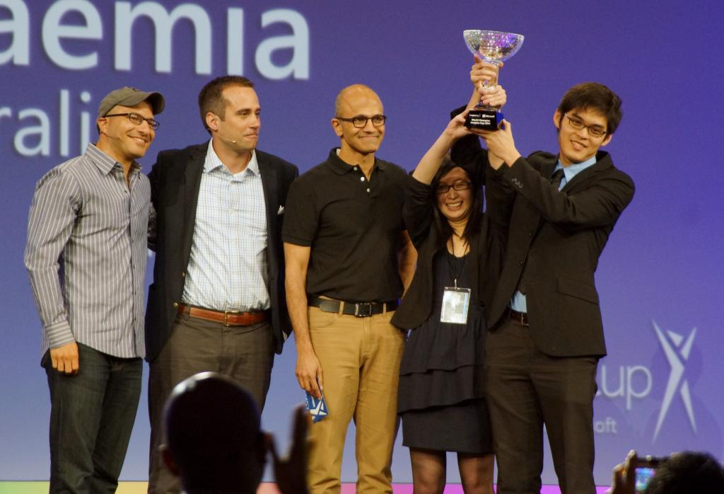 Imagine Cup Finals Winners