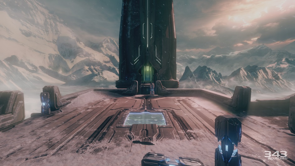 Lockout Halo Map