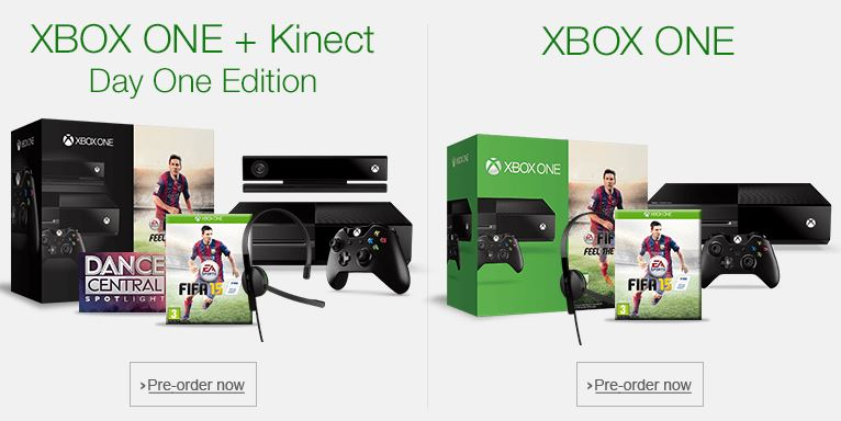 Microsoft India Xbox One Amazon