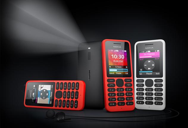 Nokia 130 Microsoft