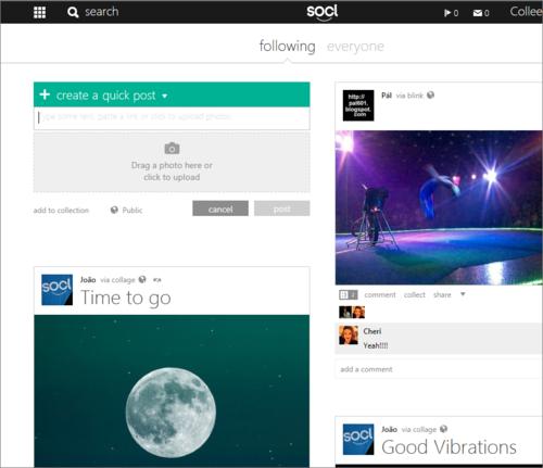 Socl Update 1