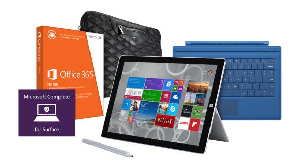 Surface Pro 3 Bundle