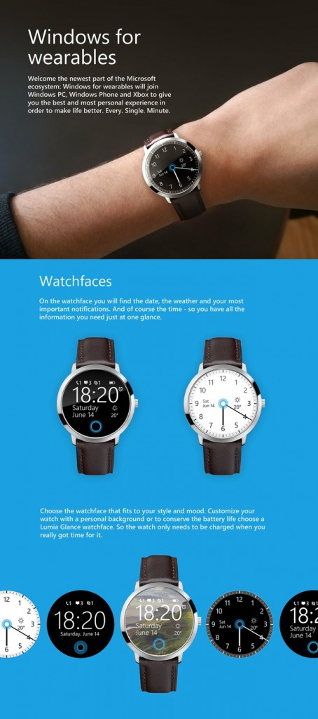 Surface Windows Smartwatch Concept 1