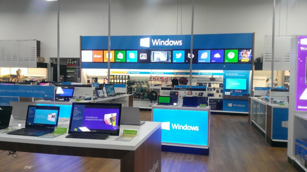 Windows-Store BestBuy