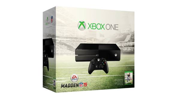 Xbox One Madden NFL Bundle