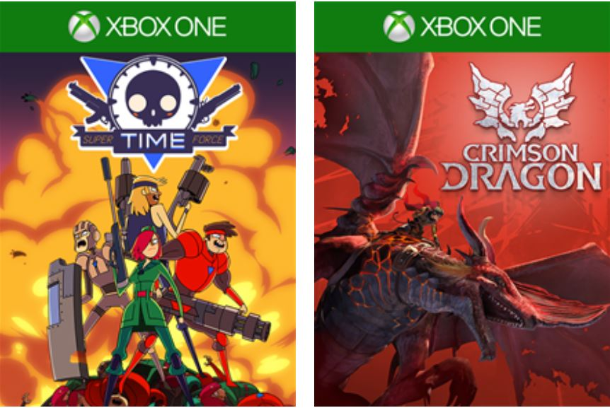 Xbox One September Free Games