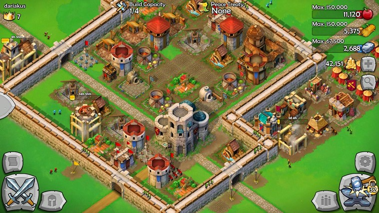 Age of Empires Castle Siege Windows Store