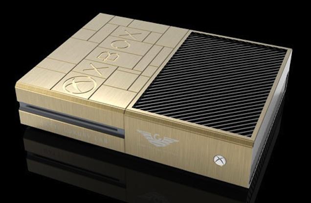 Dubai Gold Xbox One