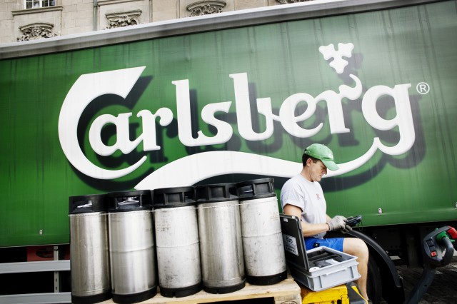 Logistics_Carlsberg Office 365