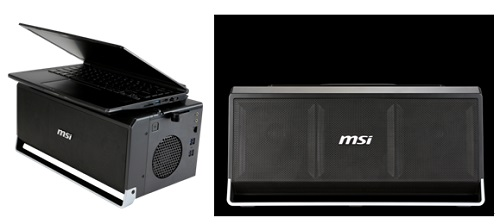 MSI Gs30 Gaming Dock