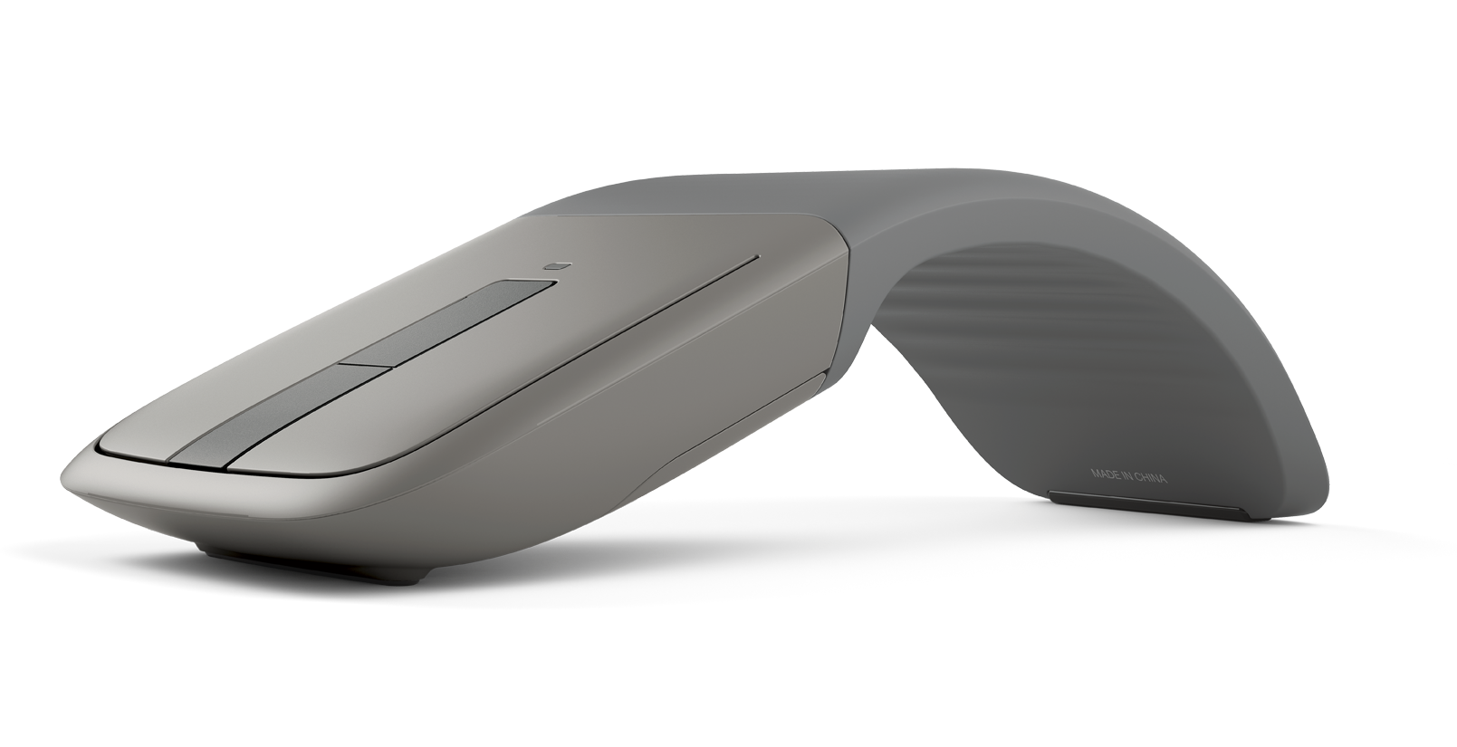 microsoft announces arc touch bluetooth mouse available. Black Bedroom Furniture Sets. Home Design Ideas
