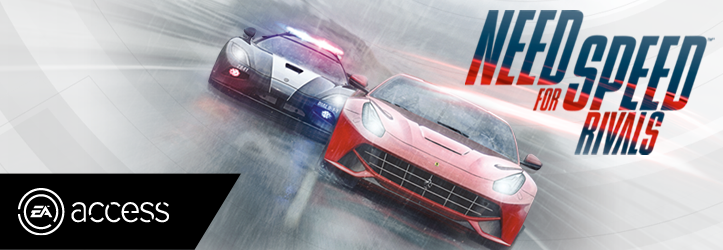 Need for speed rivals EA Access