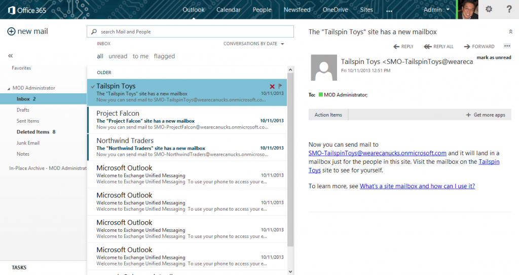 Office 365 Themes