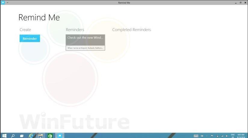 Windows 9 Cortana 3