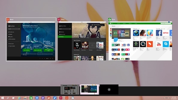 Windows 9 Virtual Desktop New